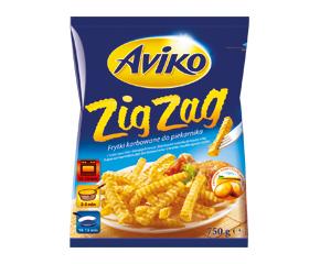 FRYTKA KARBOWANA ZIG ZAG