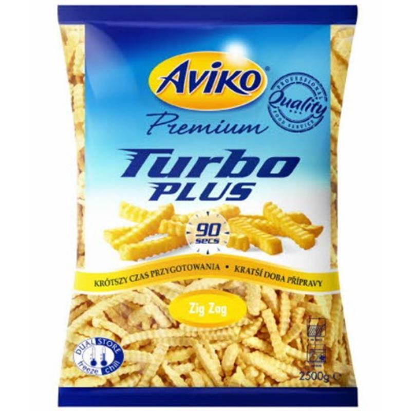 FRYTKA KARB.TURBO PLUS 90SEK. 2.5KG