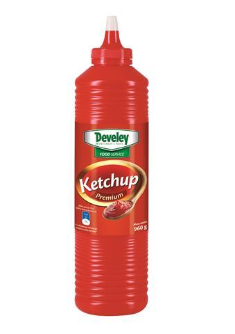 KETCHUP PREMIUM BP W BUTELCE