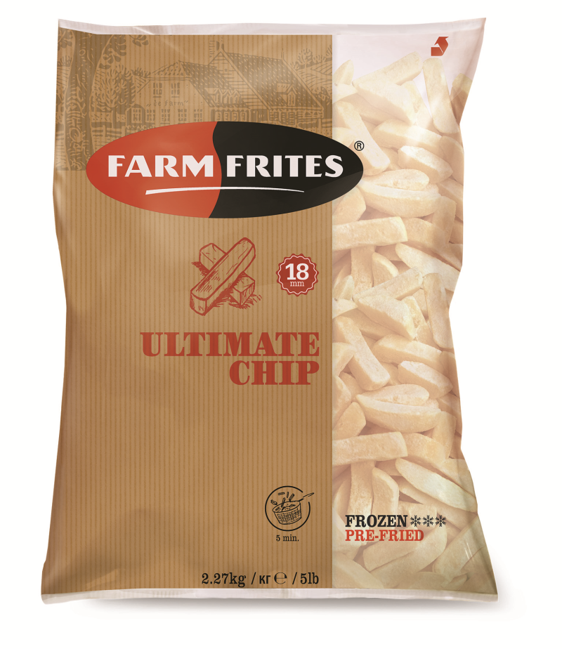 FRYTKA 18/18 ULTIMATE CHIP 2.27KG