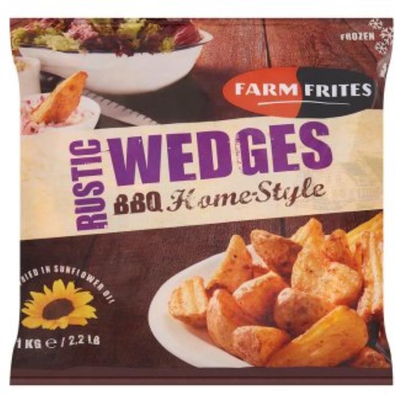 WEDGES BBQ