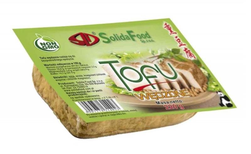 TOFU WEDZONE SOLIDA FOOD 220G