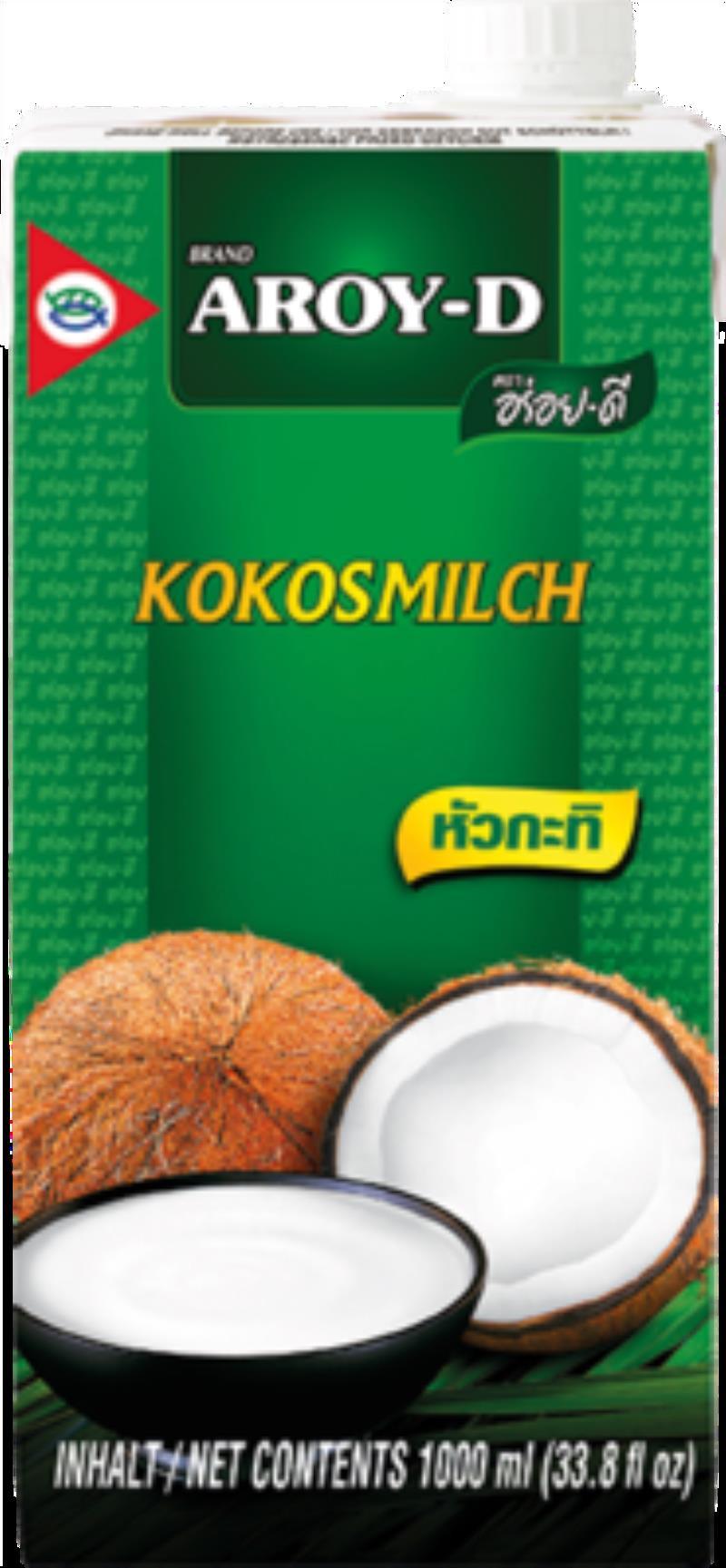 MLECZKO KOKOSOWE AROY-D