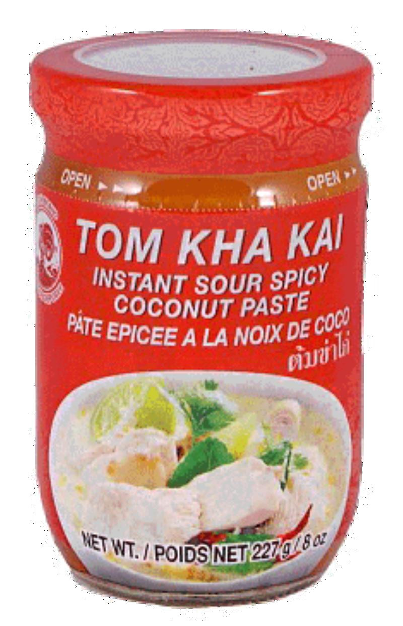 PASTA TOM KHA KAI DO ZUPY