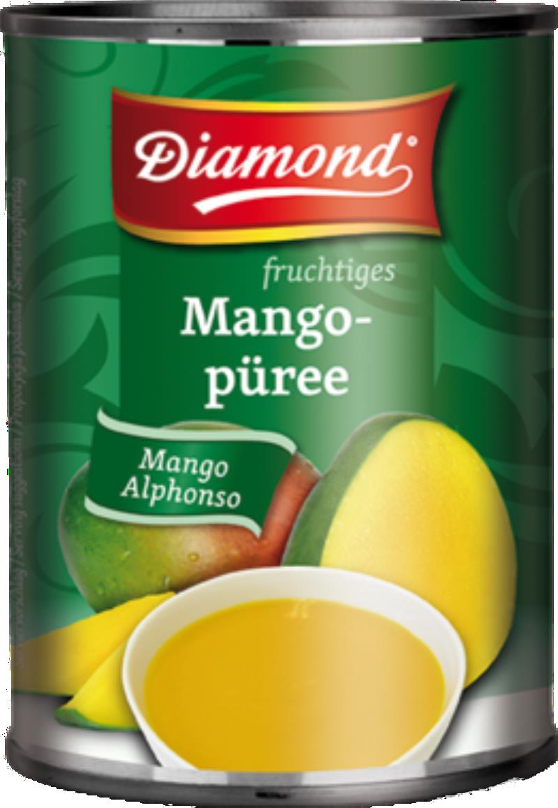 MANGO PUREE ALPHONSO W PUSZCE