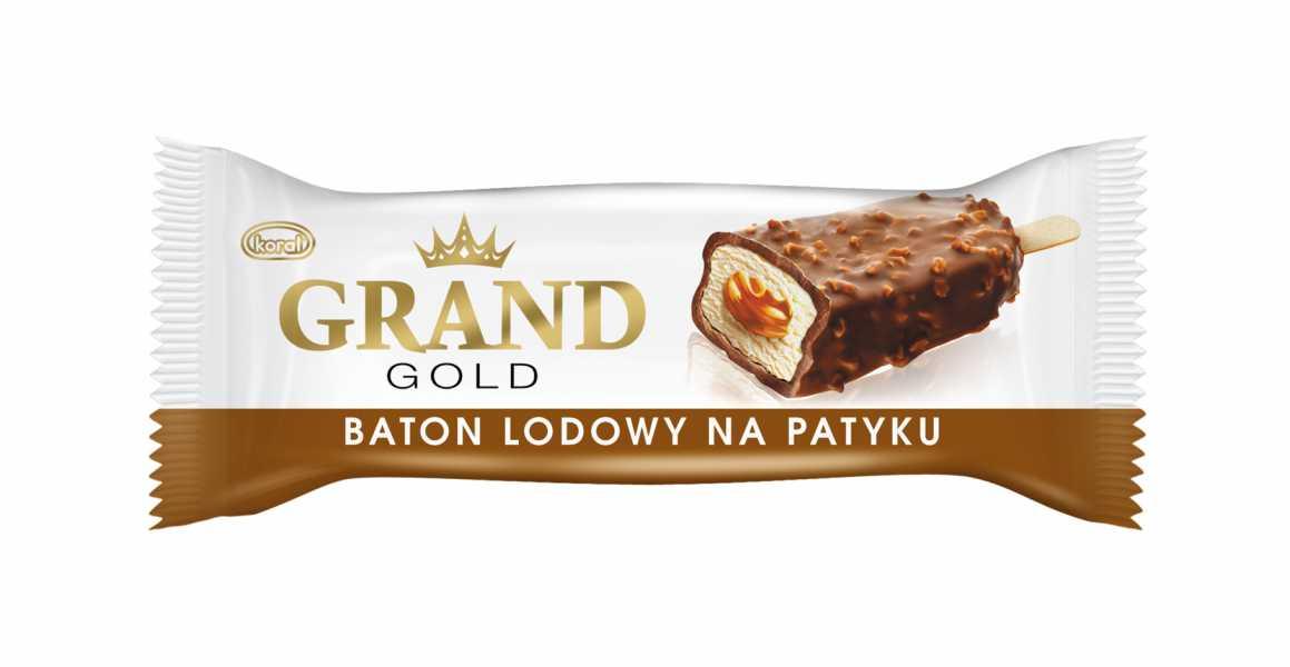 L/GRAND GOLD TOFFI BATON 36*70ML