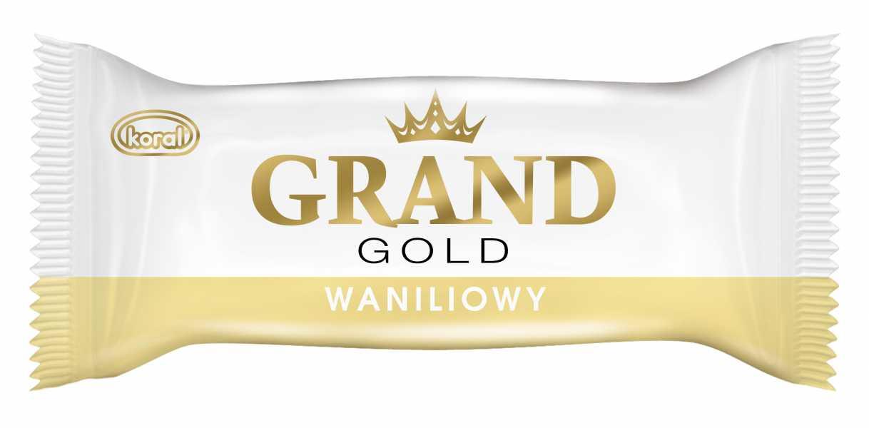 LODY GRAND GOLD O SMAKU WANILIOWO- CZEKOLADOWYM