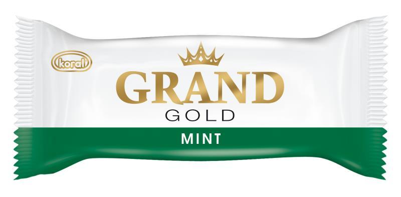 LODY GRAND GOLD O SMAKU MIĘTOWYM