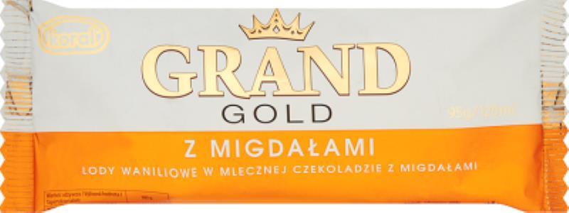 LODY GRAND GOLD O SMAKU ŚMIETANKOWYM Z GALARETKĄ