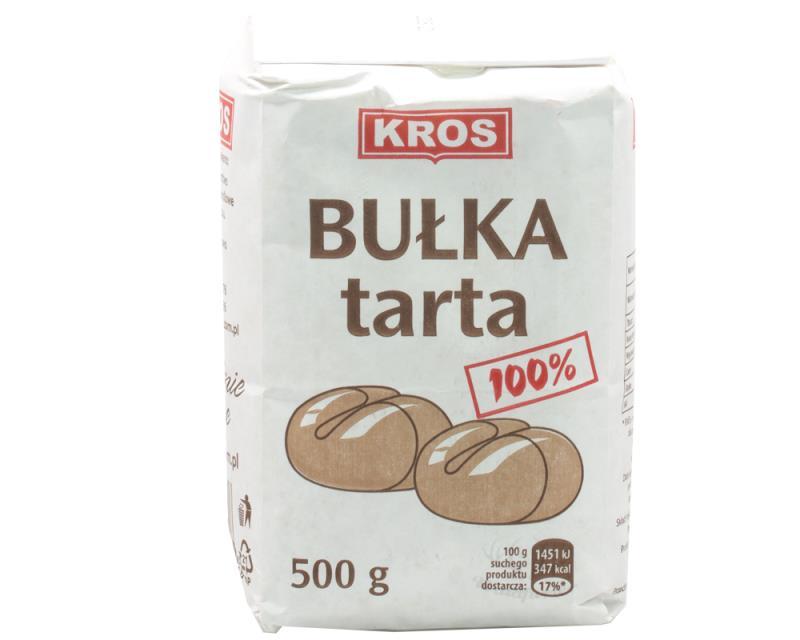 BUŁKA TARTA 100%