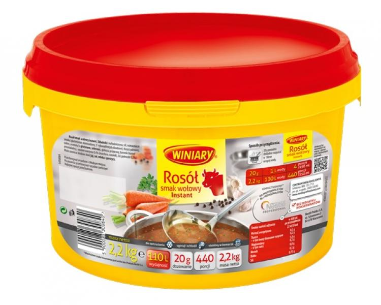 ROSÓL WOLOWY 2.2KG /WINIARY