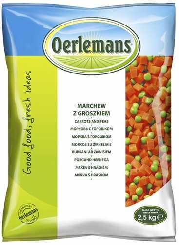 MARCHEW Z GROCHEM