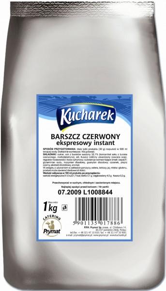 BARSZCZ CZERWONY KUCHAREK