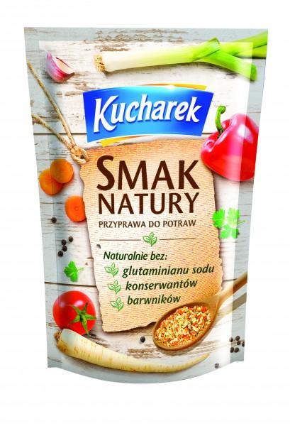 KUCHAREK – SMAK NATURY