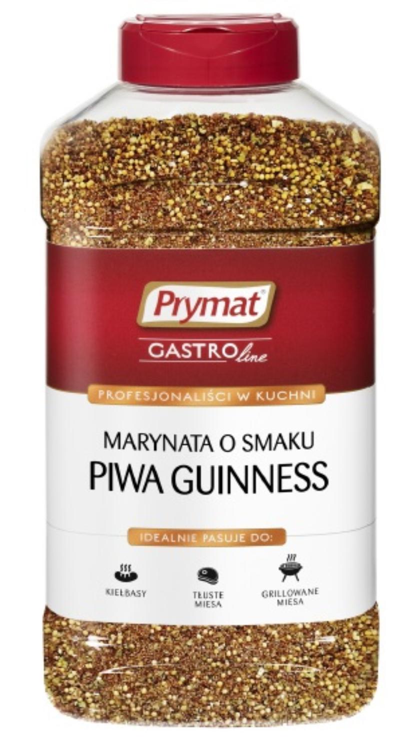 MARYNATA O SMAKU PIWA GUINNESS