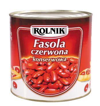 FASOLA CZERWONA W PUSZCE