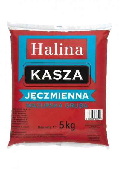 KASZA JĘCZMIENNA GRUBA
