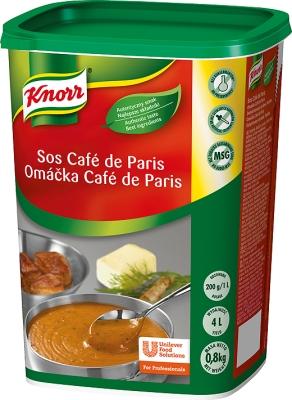 SOS CAFE D PARIS 800G