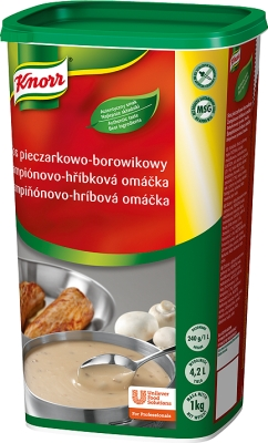 SOS PIECZARKOWY-BOROWIKOWY 1KG
