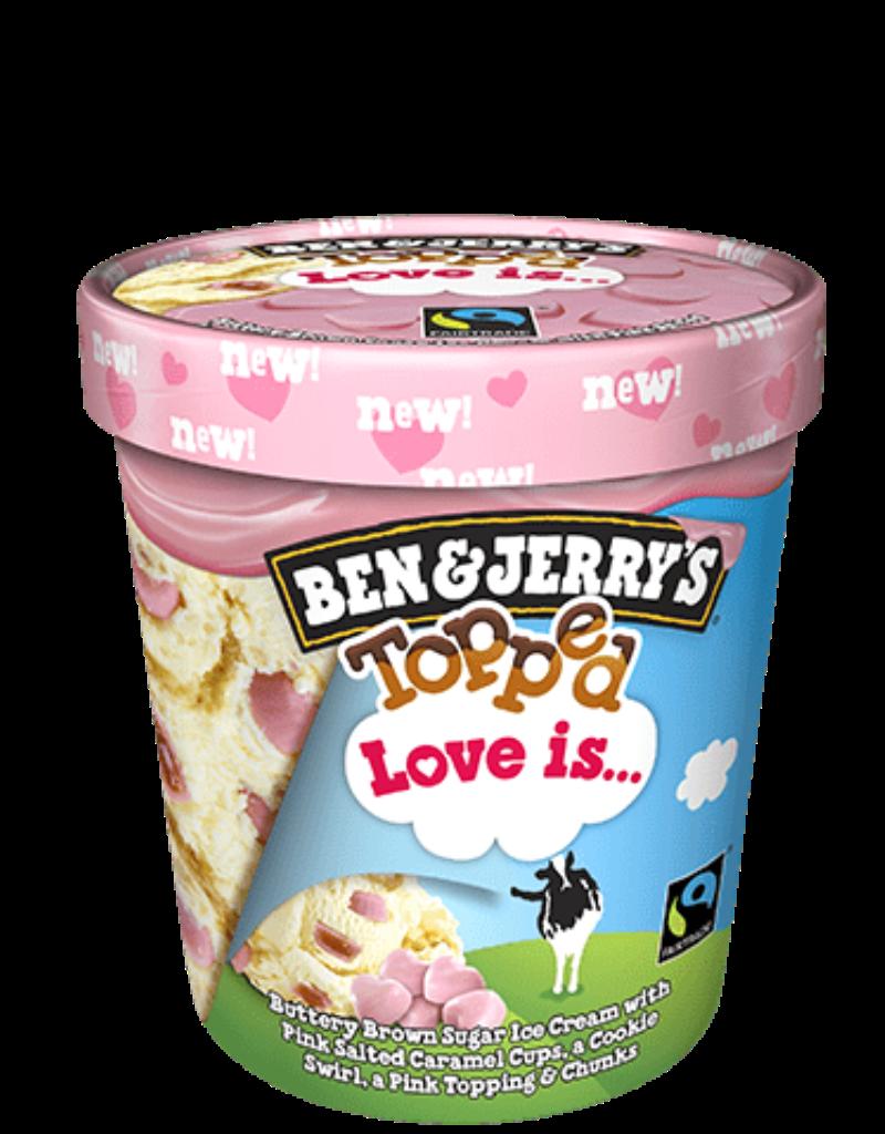 LODY B&J LOVE IS