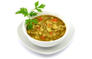 Zupy i produkty garmażeryjne