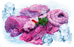 Mięso Mrożone