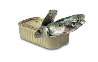 Przetwory rybne i inne